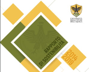 Copertina Rapporto Sostenibilità 2014-2019